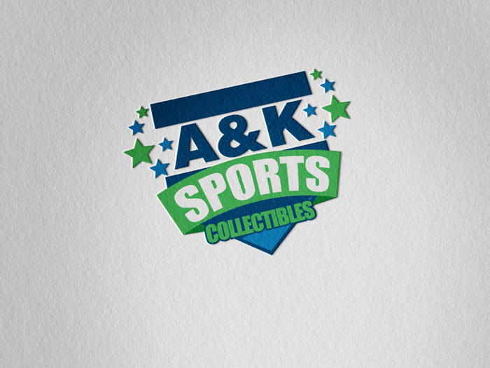 Creative Roots Marketing & Design - AK Sports Logo Design