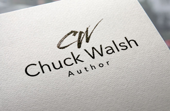 Creative Roots Marketing & Design - Chuck Walsh Logo Design
