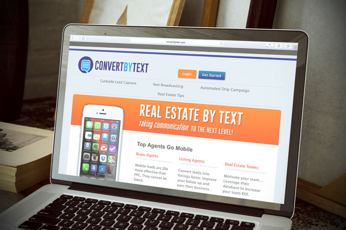 Creative Roots Marketing & Design - Convert By Text Website Design