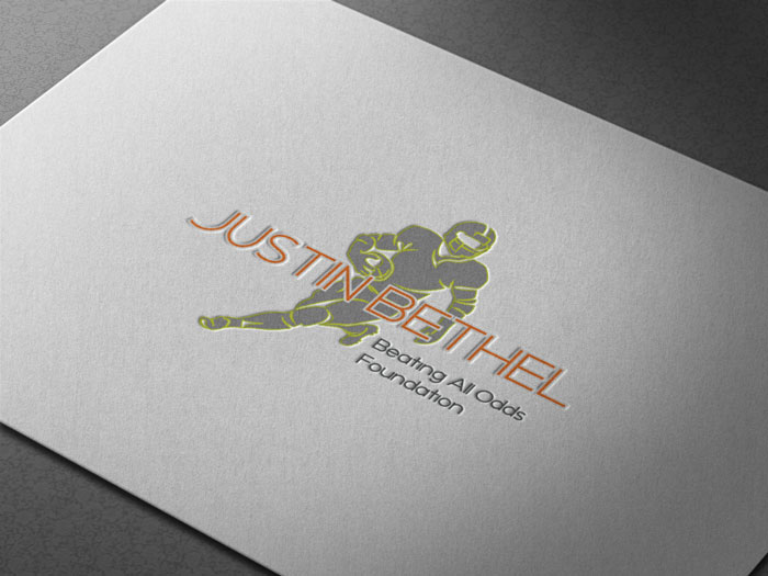 Creative Roots Marketing & Design - Justin Bethel Logo Design