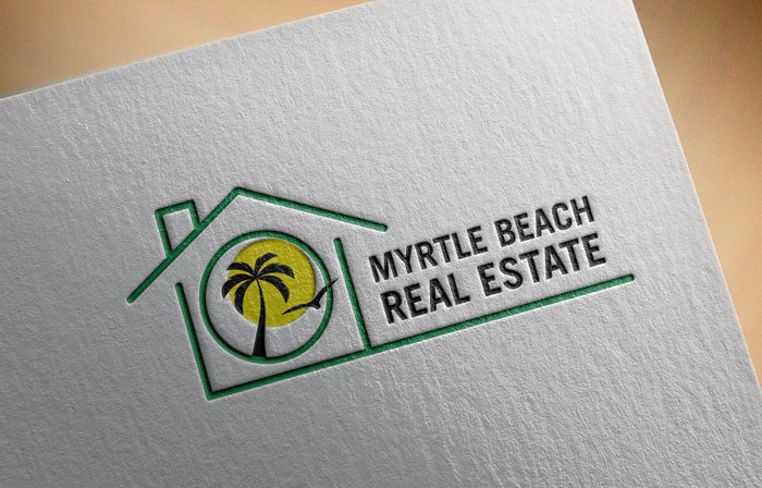 Creative Roots Marketing & Design - Myrtle Beach Real Estate Logo Design