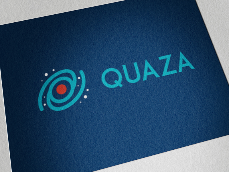 Creative Roots Marketing & Design - Quaza Logo Design