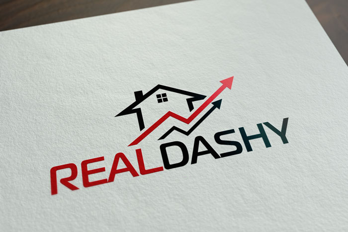 Creative Roots Marketing & Design - Real Dashy Logo Design