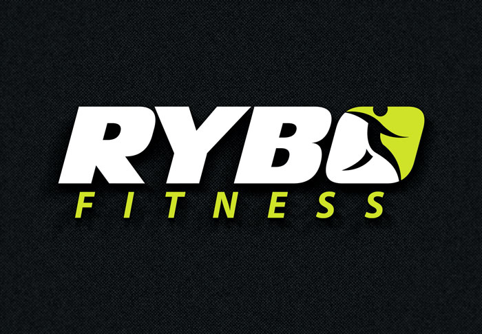 Creative Roots Marketing & Design - Logo Design for RYBO Fitness