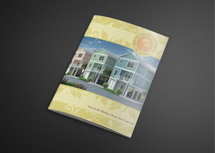 Creative Roots Marketing & Design - Century 21 South Beach Cottages Booklet Design