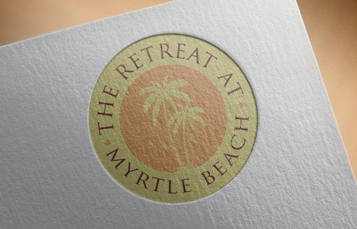 Creative Roots Marketing & Design - The Retreat Logo Design