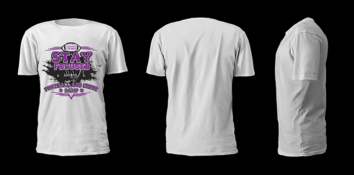 Creative Roots Marketing & Design - Usama Young Tshirt Design