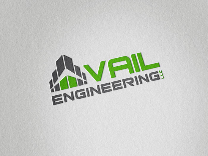 Creative Roots Marketing & Design - Logo Design for Vail Engineering, LLC