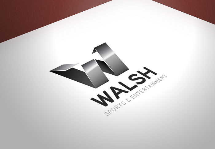 Creative Roots Marketing & Design - Walsh Logo Design